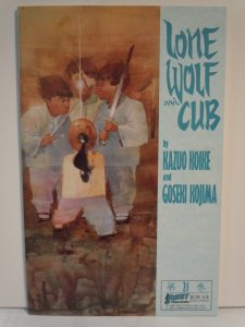 Lone Wolf and Cub #21