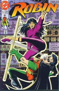 Robin (1991 series) #4, NM- (Stock photo)