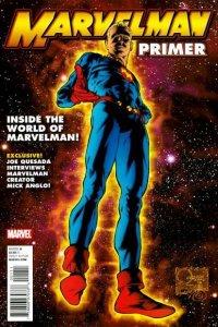 Marvelman Classic Primer #1, NM + (Stock photo)