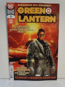 Green Lantern: Season Two #3