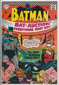 Batman #191 (May-67) NM- High-Grade Batman