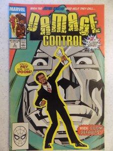 Damage Control #2 (1989)