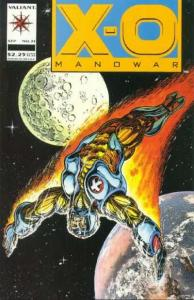 X-O Manowar (1992 series) #31, VF+ (Stock photo)
