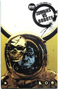 ZOMBIES vs ROBOTS #8, NM, Horror, IDW, Walking Dead, 2015, more in store