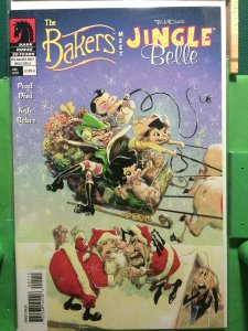 The Bakers Meet Jingle Belle #1 one-shot