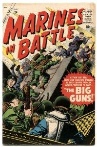 Marines In Battle #24 1958- Jeb Stuart's Raiders FN