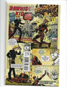 DEADPOOL #9 KOBLISH SECRET COMIC VAR (v18)