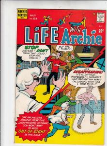 Life with Archie #123 (Jul-72) NM- High-Grade Archie, Jughead, Betty, Veronic...
