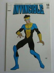 Invincible #13 VF/NM Low Print Run 1st Print Image Comic Robert Kirkman 2004