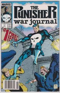 Punisher War Journal (Vol. 1) #1 (F)