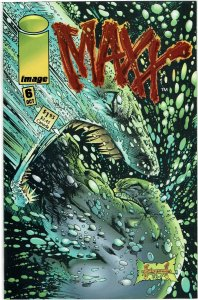 The Maxx #6 (1993) Sam Kieth NM