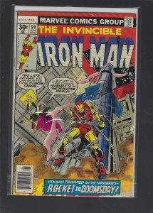 Iron Man #99 (1977)