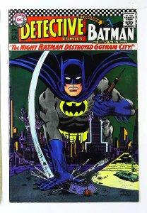 Detective Comics (1937 series) #362, VF- (Actual scan)