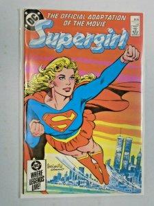 Supergirl Movie Special #1 7.0 (1985)