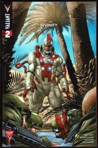 Divinity #2 1-for-10 Cover B (Mar 2015, Image) 9.6 NM+