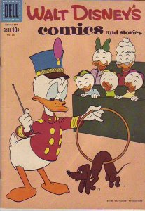Comics and Stories, Walt Disney's #230 (Nov-59) VF High-Grade Donald Duck, Hu...
