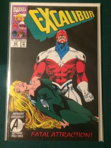 Excalibur #64 Fatal Attraction!