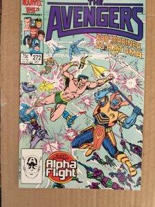 The Avengers #272
