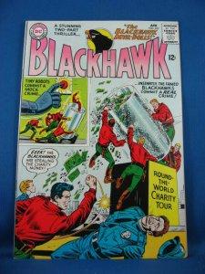 BLACKHAWK 207 VF NM 1965