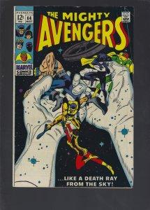 The Avengers #64 (1969)