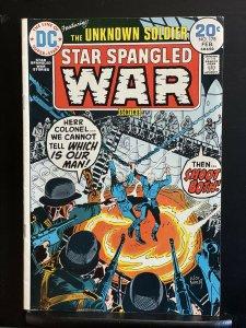 Star Spangled War Stories #178 (1952 DC) Bronze Age War, Unknown Soldier