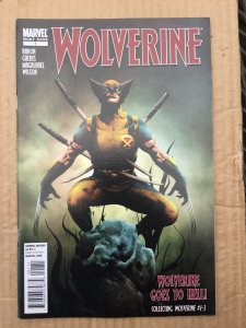 Wolverine: Wolverine Goes to Hell #1 (2011)