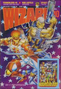 Wizard: The Comics Magazine #10 (in bag) VF/NM; Wizard | save on shipping - deta