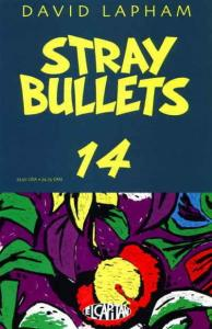 Stray Bullets #14 VF/NM; El Capitan | save on shipping - details inside