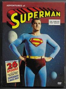 Adventures of Superman: season 1 (DVD set)