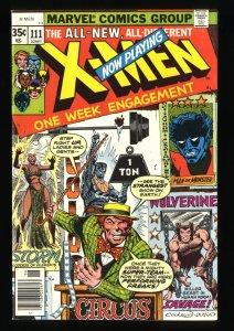 X-Men #111 VF 8.0