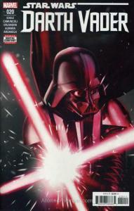 Darth Vader (2nd Series) #20 VF/NM; Marvel   save on shipping - details inside