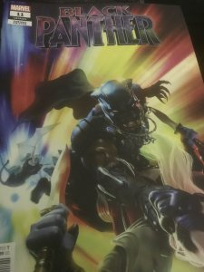 Marvel Black Panther #11 Variant Mint