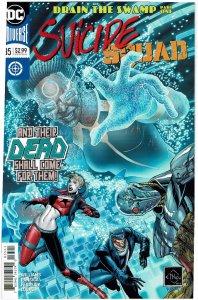 Suicide Squad #35 (2016 v4) Harley Quinn NM