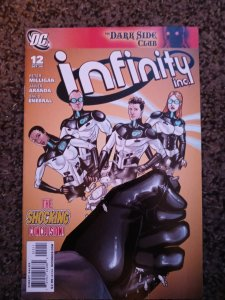 Infinity Inc. #12 (2008)