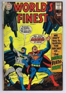 World's Finest #174 Superman Batman ORIGINAL Vintage 1968 DC Comics