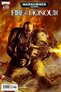 Warhammer: Fire & Honour #1, NM + (Stock photo)