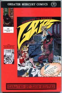 Greater Mercury Comics COLLECTIONS #1, NM, Tim Vigil, 1990, Ron Lim, Grips