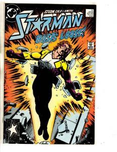 Lot Of 10 Starman DC Comic Books # 11 12 13 14 15 16 17 18 19 20 Batman CR17