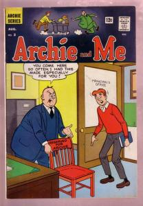 ARCHIE AND ME #2 1965-BETTY & VERONICA-REGGIE-MISS GRUN-very fine VF
