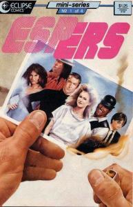 ESPers (1986 series) #1, NM (Stock photo)