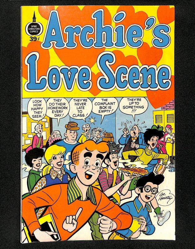 Archie's Love Scene #1 (1973)