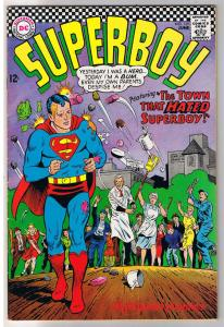 SUPERBOY 139, FN+, Samson, Town that Hated, Smallville, 1949 , Superman