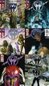 SON OF M (2006) 1-6 Quicksilver 'House of M' tie-in