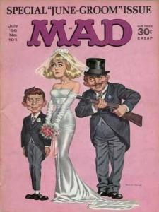 Mad (1952 series) #104, Fine+ (Stock photo)