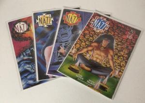 The Nazz 1-4 NM Near Mint Dc Comics A43
