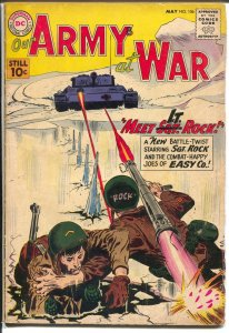 Our Army At War-106 1961-DC-Sgt. Rock-Joe Kubert-G