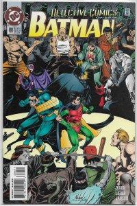 Detective Comics   vol. 1   #686 VF/NM (War of the Dragons 3)