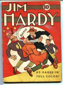 Single Series #6 1939-Jim Hardy-1st issue- Golden Age Comic VG