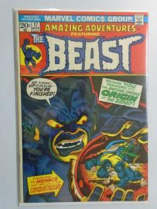 Amazing Adventures (2nd Series) #20, 6.0/VF (1973)
