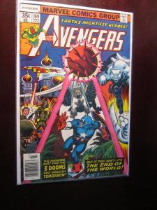 Avengers (1963 1st Series) #169 - 8.0 VF - 1978 - NewsStand